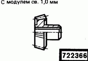 Код классификатора ЕСКД 722366
