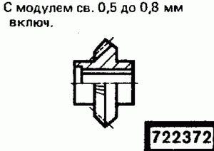 Код классификатора ЕСКД 722372