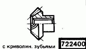 Код классификатора ЕСКД 7224