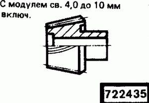 Код классификатора ЕСКД 722435