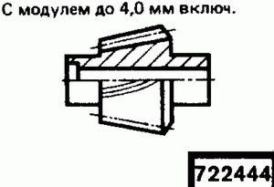 Код классификатора ЕСКД 722444