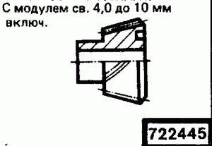 Код классификатора ЕСКД 722445
