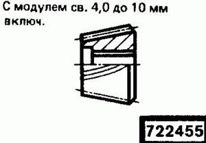 Код классификатора ЕСКД 722455