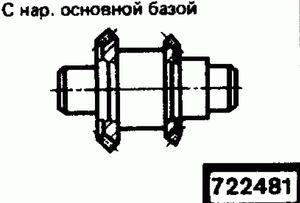 Код классификатора ЕСКД 722481
