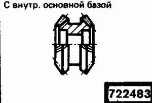 Код классификатора ЕСКД 722483