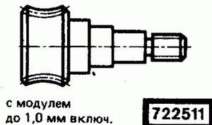 Код классификатора ЕСКД 722511