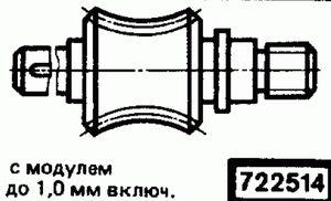 Код классификатора ЕСКД 722514