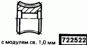 Код классификатора ЕСКД 722522