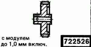 Код классификатора ЕСКД 722526