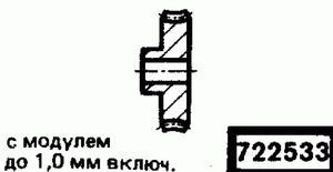 Код классификатора ЕСКД 722533