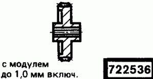 Код классификатора ЕСКД 722536
