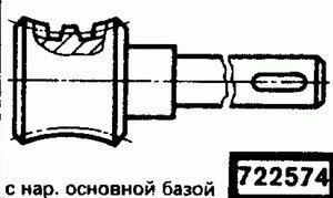 Код классификатора ЕСКД 722574