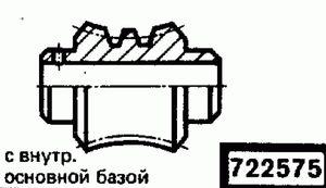 Код классификатора ЕСКД 722575