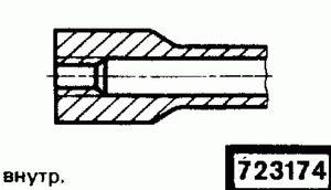 Код классификатора ЕСКД 723174