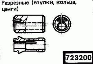 Код классификатора ЕСКД 7232