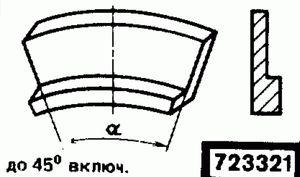 Код классификатора ЕСКД 723321