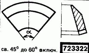 Код классификатора ЕСКД 723322