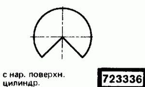 Код классификатора ЕСКД 723336