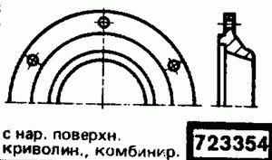 Код классификатора ЕСКД 723354