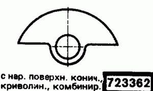 Код классификатора ЕСКД 723362