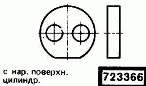 Код классификатора ЕСКД 723366