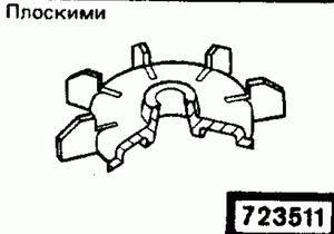 Код классификатора ЕСКД 723511