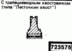 Код классификатора ЕСКД 723575