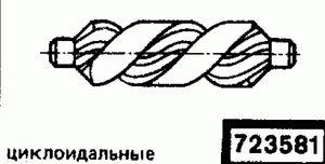 Код классификатора ЕСКД 723581