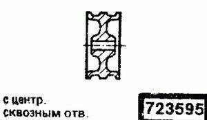 Код классификатора ЕСКД 723595