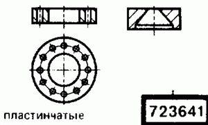 Код классификатора ЕСКД 723641