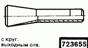 Код классификатора ЕСКД 723655
