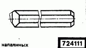 Код классификатора ЕСКД 724111