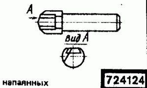 Код классификатора ЕСКД 724124