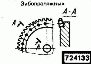 Код классификатора ЕСКД 724133