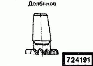 Код классификатора ЕСКД 724191