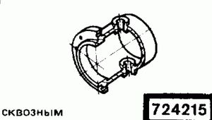 Код классификатора ЕСКД 724215