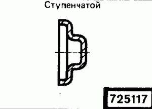 Код классификатора ЕСКД 725117