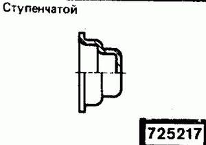 Код классификатора ЕСКД 725217
