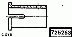 Код классификатора ЕСКД 725253