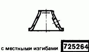 Код классификатора ЕСКД 725264