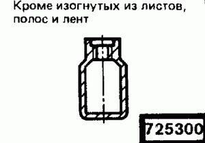 Код классификатора ЕСКД 7253