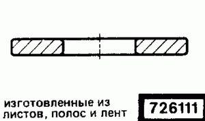 Код классификатора ЕСКД 726111