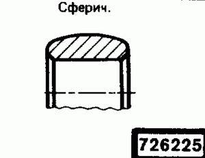 Код классификатора ЕСКД 726225