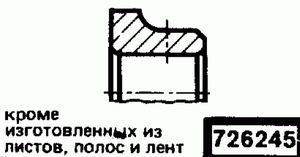 Код классификатора ЕСКД 726245