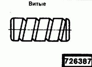 Код классификатора ЕСКД 726387