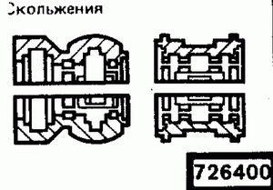 Код классификатора ЕСКД 7264