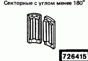 Код классификатора ЕСКД 726415