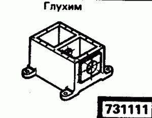 Код классификатора ЕСКД 731111