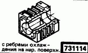 Код классификатора ЕСКД 731114