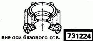 Код классификатора ЕСКД 731224